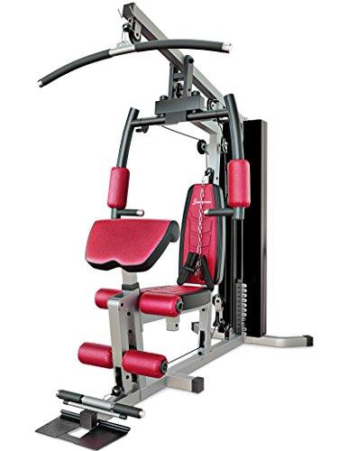 Detalles de la máquina de musculación multiestación Sportstech