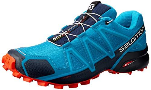 Detalles de las botas de montaña Salomon Speedcross