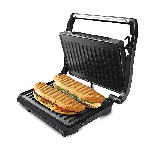 Detalles de la sandwichera Taurus Grill & Toast