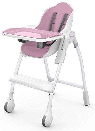 Descripción de la silla alta para niños Oribel Cocoon