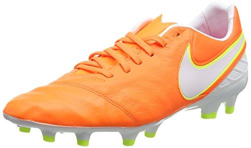 Detalles de las botas de fútbol femenino Nike Tiempo Legacy
