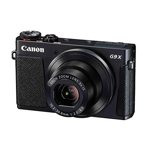 Detalles de la cámara compacta Canon Powershot G9 X Mark II
