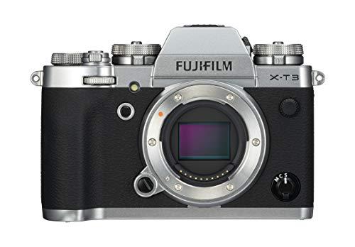 Detalles de la cámara EVIL Fujifilm X-T3
