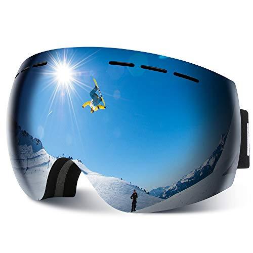 Detalles de las gafas de esquí Hauea