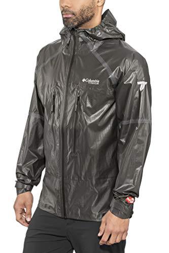 Detalles de la chaqueta de trekking Columbia