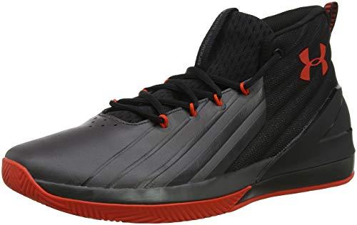Descripción de las botas de baloncesto Under Armour UA Lockdown 3