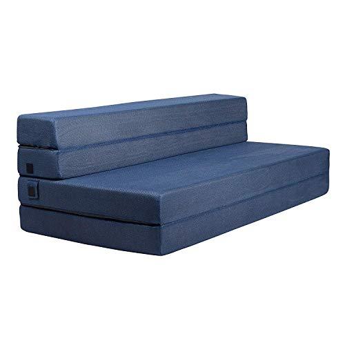 Detalles del sofá cama de espuma Milliard