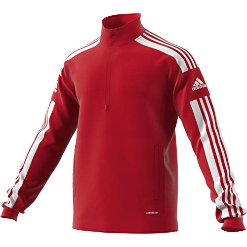 adidas GP6472 SQ21 TR TOP Pullover mens team power red/white XL