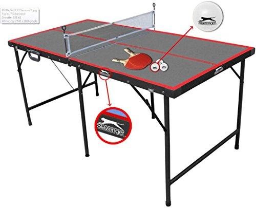Descripción de la mesa de ping pong Slazenger