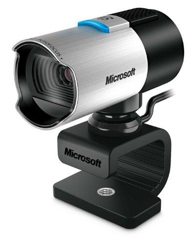 Detalles de la webcam Microsoft LifeCam Studio
