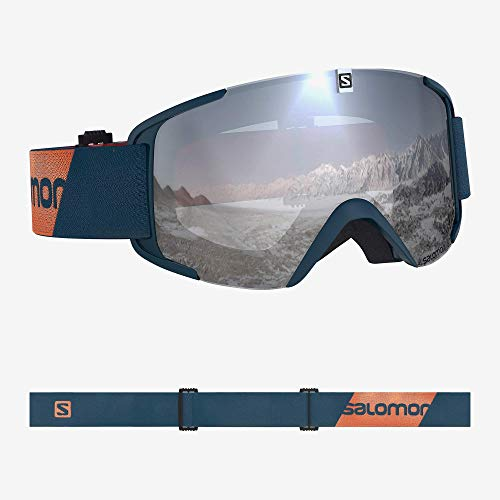 Detalles de las gafas de esquí Salomon Xview