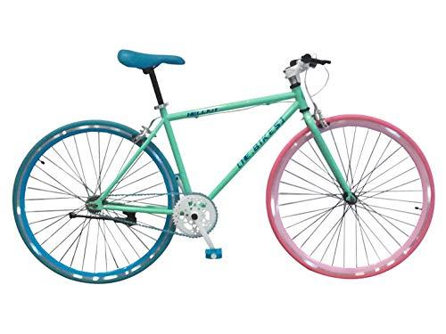 Bicicleta urbana unisex Helliot Bikes Soho 05