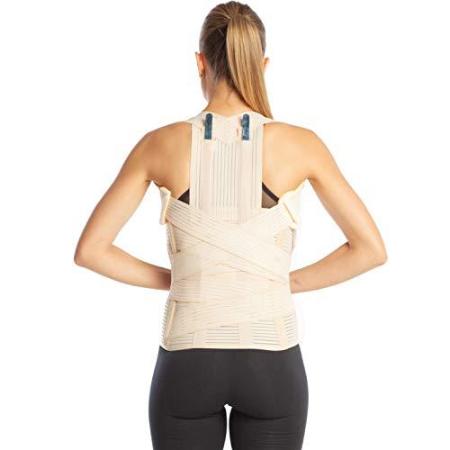 Descripción del corrector de postura de la espalda Armoline