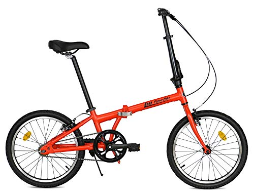 Descripción de la bicicleta plegable FabricBike