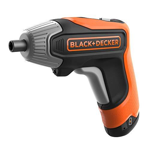 Descripción del atornillador eléctrico Black & Decker BCF611CK-QW