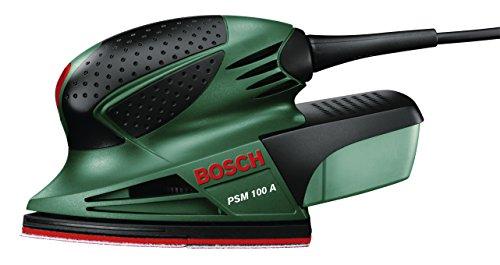 Detalles de la multilijadora Bosch PSM 100 A