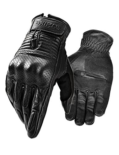 Detalles de los guantes de moto Inbike