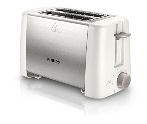 Detalles de la tostadora eléctrica Philips HD4825/90