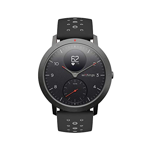 Detalles del smartwatch Withings Steel HR Sport