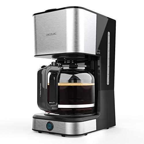 Detalles de la cafetera de goteo Cecotec Coffee 66 Heat