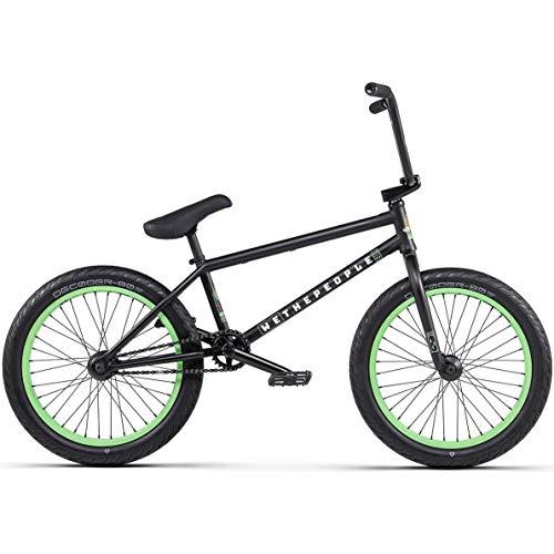 Descripción de la bicicleta BMX Wethepeople