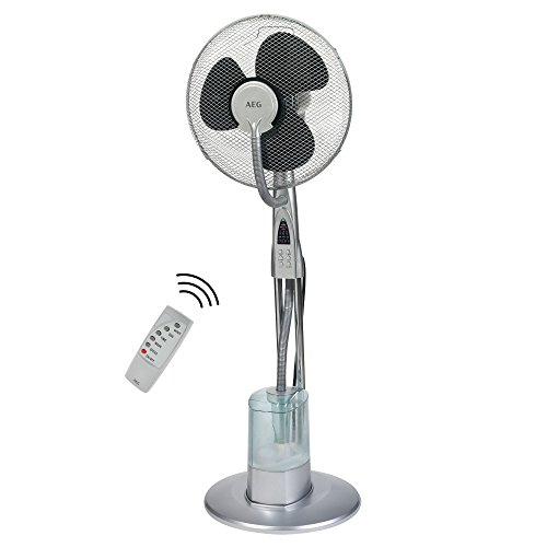 Detalles del ventilador con nebulizador AEG VL 5569 LB