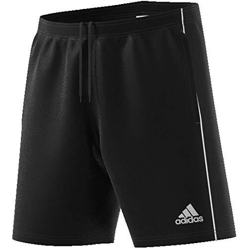 adidas CORE18 TR SHO Sport Shorts, Hombre, Black/White, M