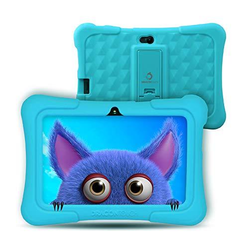 Detalles de la tablet para niños Dragon Touch Y88X