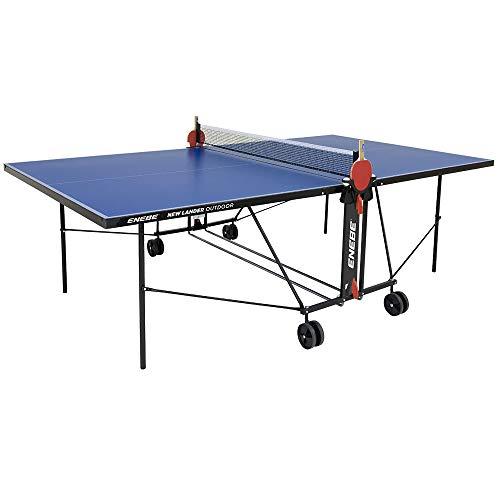 Descripción de la mesa de ping pong para exteriores Enebe New Zeta Garden