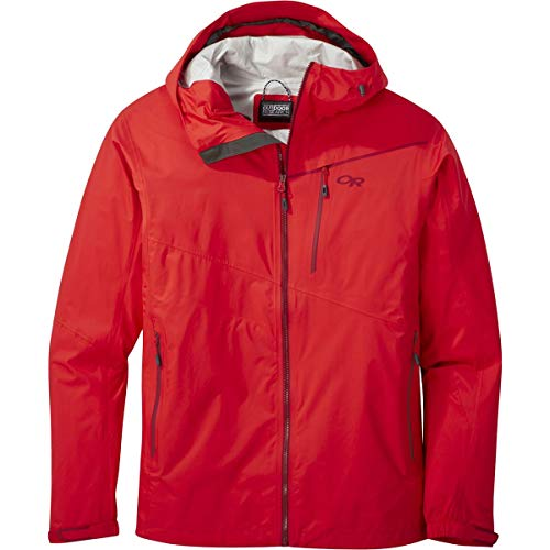 Detalles de la chaqueta de trekking Outdoor Research