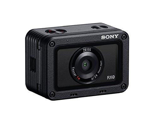 Detalles de la cámara de acción Sony DSC-RX0