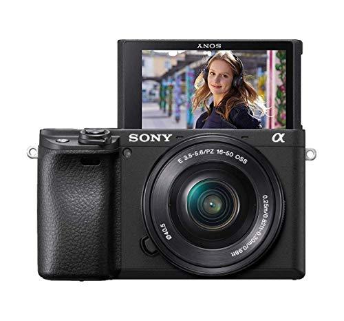 Detalles de la cámara EVIL Sony Alpha A6400