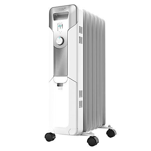 Descripción del radiador de aceite Cecotec Ready Warm 5600 Space