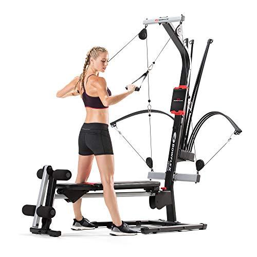 Detalles de la máquina de musculación multiestación Bowflex Home PR1000