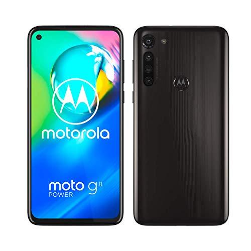 Detalles del teléfono Motorola Moto G8
