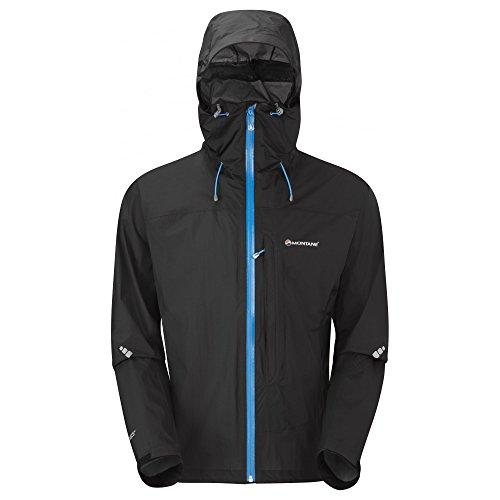 Detalles de la chaqueta de trekking Montane Minimus Mountain
