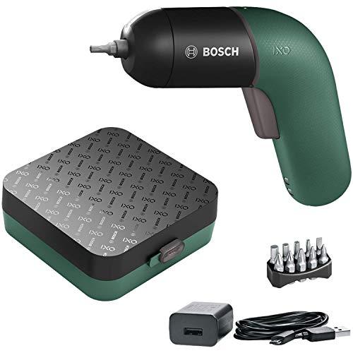 Descripción del atornillador eléctrico Bosch IXO