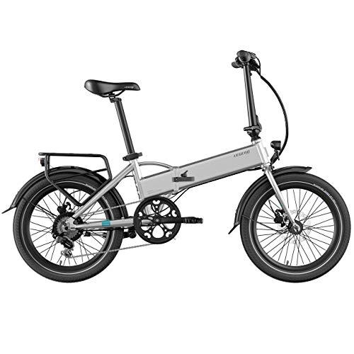 Descripción de la bicicleta eléctrica Legend Ebikes
