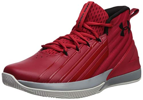 Descripción de las botas de baloncesto Under Armour UA Lockdown 3