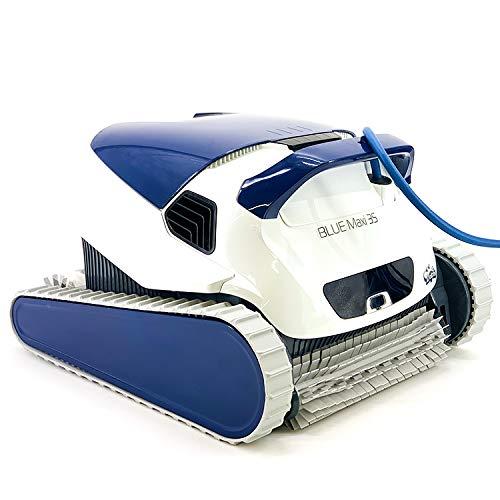 Detalles del robot limpiafondos Dolphin Blue Maxi 35
