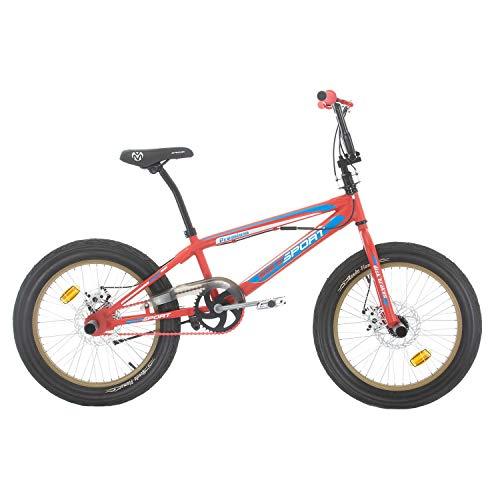 Descripción de la bicicleta BMX Bikesports Hanibal