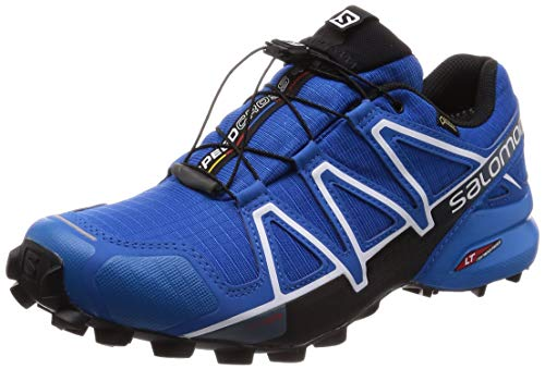 Detalles de las botas de montaña Salomon Speedcross 4