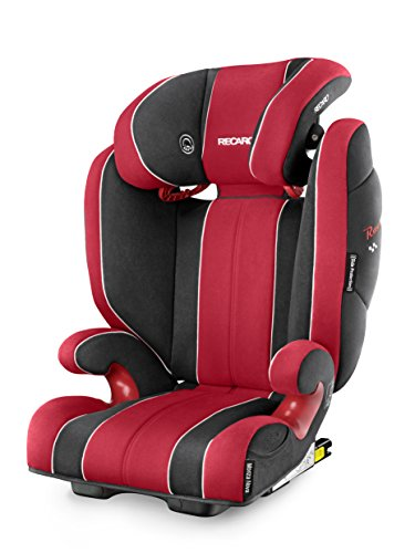 Detalles de la silla del grupo 2 Recaro Monza Nova 2