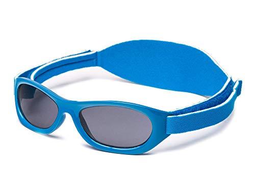 Detalles de las gafas de sol infantiles Kiddus de 0 a 2 años