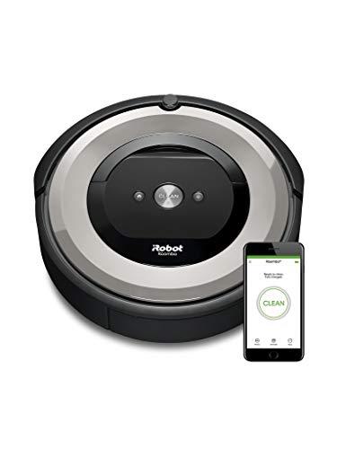 Detalles del robot aspirador iRobot Roomba e5154