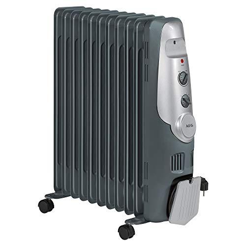Descripción del radiador de aceite AEG RA 5522