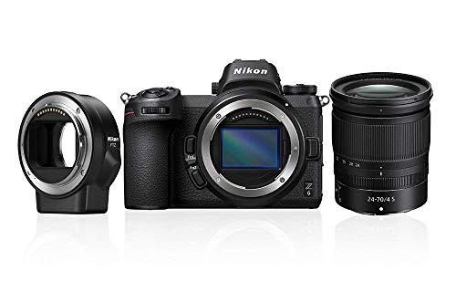 Detalles de la cámara EVIL Nikon Z6