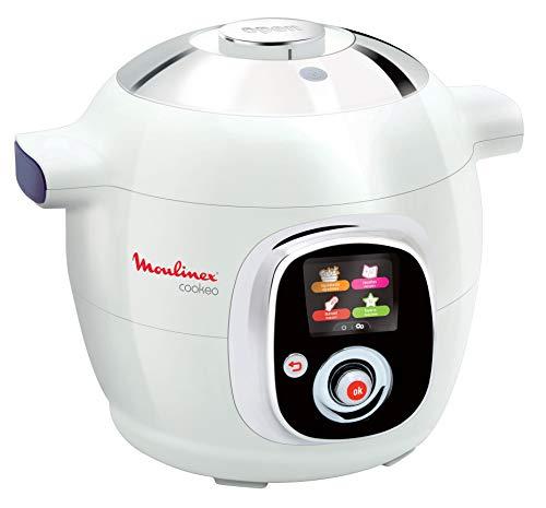 Detalles del robot de cocina Moulinex Cookeo CE704110