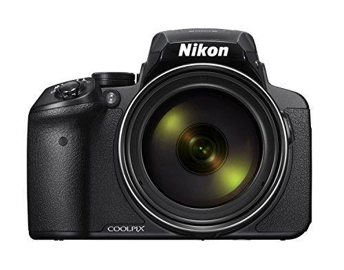 Detalles de la cámara bridge Nikon Coolprix P900