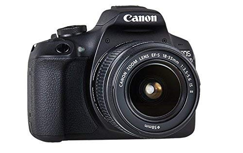Detalles de la cámara réflex Canon EOS 2000D